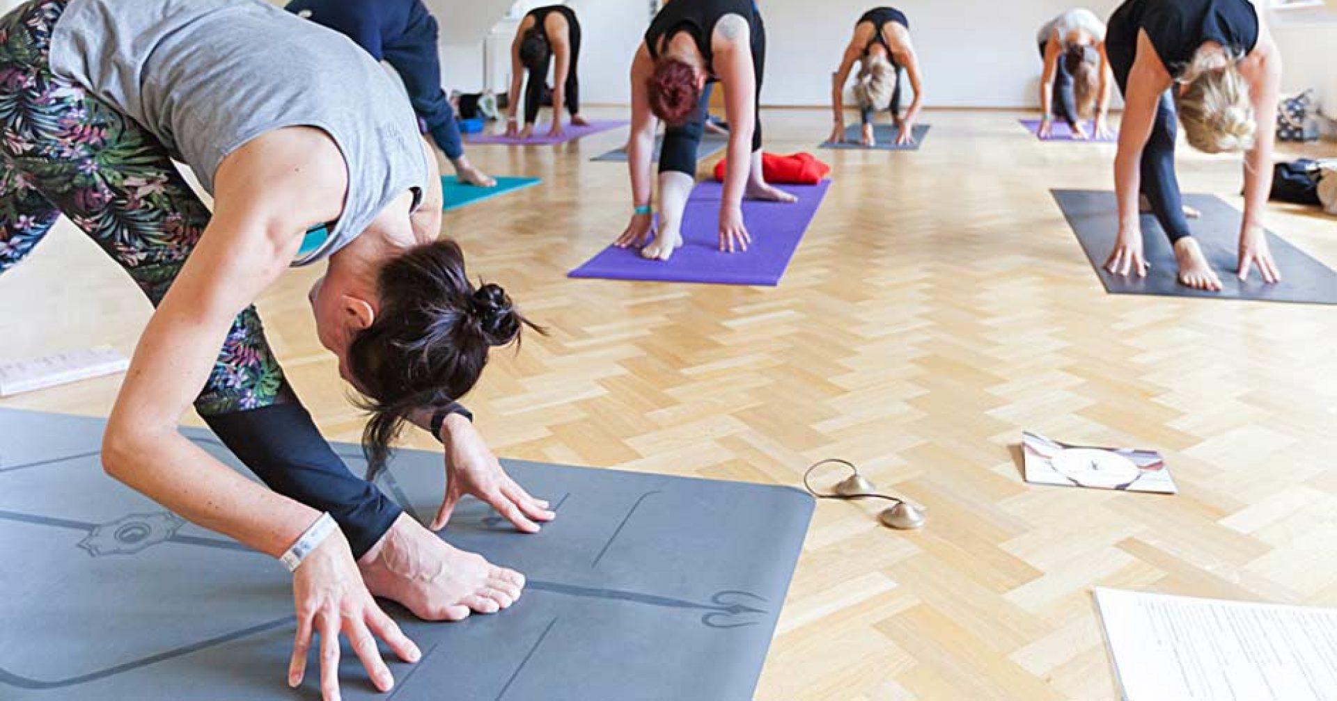 YogaFreiraumTage in Fulda